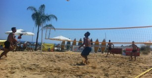BEACH FOOTVOLLEY: Στις 16-17 Ιουλίου το 2ο Τουρνουά Ποδοβόλεϊ στο Beach Bar «Πεπόνι»
