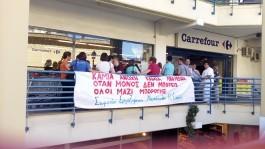 ΣΚΛΑΒΕΝΙΤΗΣ – ΜΑΡΙΝΟΠΟΥΛΟΣ: «¨Έσκασαν» τα πρώτα 100.000 ευρώ για το κατάστημα της Δημοτικής Αγοράς