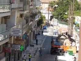 Κλείνει και η οδός Βενιζέλου λόγω… γαλακτώματος