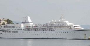 ΣΤΟ ΛΙΜΑΝΙ «ΑΠΟΣΤΟΛΟΣ ΠΑΥΛΟΣ ΤΗΣ ΚΑΒΑΛΑΣ: Κρουαζιεροπλοίου «Aegean Odyssey», διέλευση τέταρτη και τελευταία για φέτος