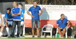 Π. Στυλιανού: «Καλύτερος από πέρυσι ο Αετός» – Σ. Τσιρονίδης: «Τον Μάιο θα βγει ο πρωταθλητής»