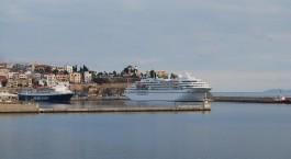 Ραντεβού του χρόνου, με το εντυπωσιακό «AMADEA» επεσε για φέτος η αυλαία της κρουαζιέρας για το λιμάνι «Απόστολος Παύλος»