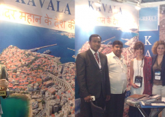 Ο Μέγας Αλέξανδρος φέρνει Ινδούς τουρίστες και όχι μόνο -Άνοιγμα του Δήμου Καβάλας στην Ινδία και στα Ηνωμένα Αραβικά Εμιράτα